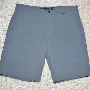 Mens Hurley Nike Dri Fit Chino Boardwalk shorts 34
